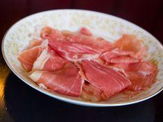 Pork Slope Surryano Ham (with biscuits or cornbread, $8)