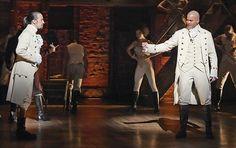Christopher Jackson, Mr President, Lin Manuel Miranda, Early American, Musical Theatre, American History, Hamilton, Musicals, Statue