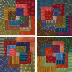 The new year is almost here! For many of us that means setting some new goals and resolutions for ourselves in 2013. Have you thought about your quilting resolutions? Maybe you'd like to make a dent i