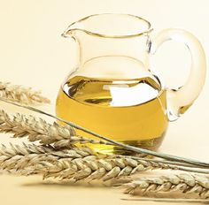 Wheat germ oil is high in nutritional value and can be used for several purposes. Here are some amazing wheat germ oil benefits for skin, hair and health Natural Essential Oils, Natural Oils, Natural Health, Natural Skin, Wheat Germ Oil Benefits, Badger Balm, Oil For Stretch Marks, Hair Remedies For Growth, Les Rides