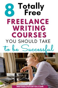 Are you serious about becoming a professional Freelance writer? Here are the best free Freelance writing courses you should enroll in to take your writing career to the next level| freelance writing tips for beginners |free creative writing courses| free writing courses| free online creative writing courses |free freelance courses for writers |how to start freelance writing |free online writing courses| free writing courses| writing courses for freelancers|courses for writers…