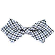 Kraciasta muszka blue, akcesoria - muszki & krawaty