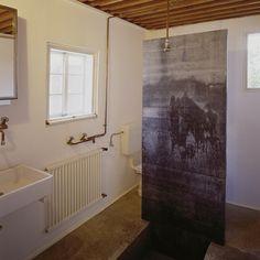 Alte Schmiede, Heinz Bienefeld, Bathroom