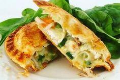 Chicken & Vegetable Pie Recipe Leftover Chicken Recipes, Roast Chicken Recipes, Chicken Leftovers, Chicken Meals, Healthy Mummy Recipes, Healthy Dinners, Yummy Recipes, Keto Recipes, Vegetable Pie