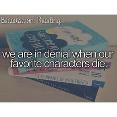 because of reading. They are all john green books. Coincidence, I think not. This Is A Book, I Love Books, Good Books, Books To Read, Book Memes, Book Quotes, John Green Books, World Of Books, The Fault In Our Stars