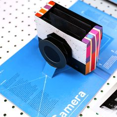 Kelli Anderson - This Book is a Camera  (it really is and I want one!)