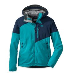 Outdoor Research Women's Trailbreaker Jacket Outdoor Outfit, Outdoor Gear, Nike Jacket, Rain Jacket, Ski Gear, Outdoor Research, Outdoor Woman, Hooded Jacket, Active Wear