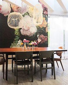 CASACOR Brasilia: a mesa mais concorrida do Café se Juliana Santana. #casacorbrasilia2016 #julianasantana