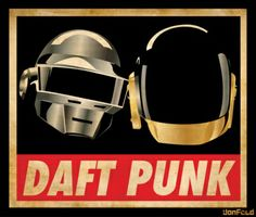 daft punk meets metal
