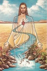 Prière : Sainte Croix - La lumière de Dieu Image Jesus, Jesus Drawings, Maria Goretti, Jesus Painting, Angel Warrior, Jesus Art, Spiritus, Heart Of Jesus, Eucharist