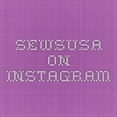 sewsusa on Instagram