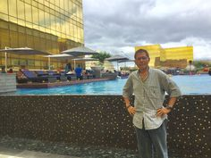 Aladino Nibley  - Taken in Hyatt Hotel Manila - City Of Dreams ( January 1, 2017 )