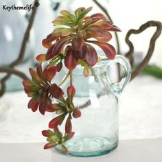 Cheap artificial plants, Buy Quality artificial hanging vines directly from China flower vine Suppliers: Keythemelife Garden Home Decoration DIY Simulation Flower Vine Artificial Hanging Vine Ornaments Artificial Plants 2C