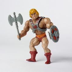 The earliest exhibits actually date from 1800, which is too far back for even the Editor to remember, but children of the 1970s and '80s will enjoy reminiscing about Action Man and He-Man, as well as learning something of warfare as represented for the youth market...