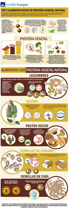 Alimentos proteicos vegetarianos