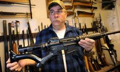 Stupid Liberals: Manufacturers Change Look of AR-15; Rifle Is Now Legal in New York State | National Review Online
