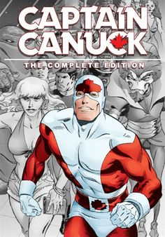 Complete Captain Canuck