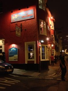 The Lion & Lobster in Brighton, Brighton and Hove