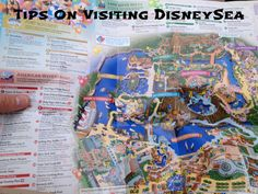 Tokyo DisneySea - reasons why you might want to visit DisneySea over Disneyland and tips on making the best of your visit to DisneySea.