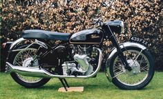 1960 Velocette Venom Classic Motorcycle Pictures