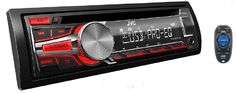 JVC KD-R456 CD/MP3/WMA Car Player / Receiver with Front AUX