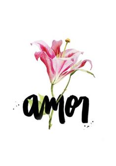 Poster Amor do Studio Abraco por R$60,00