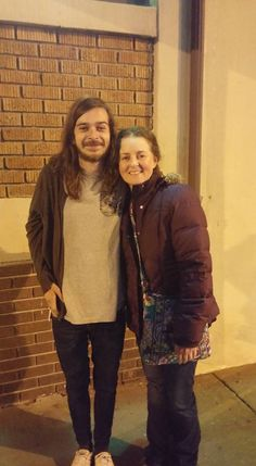 Heather Cameron 17 hrs  ·    Look, it me and Corey!!  So happy we'll be seeing you again soon! — with Corey James Hunt-Lewis.