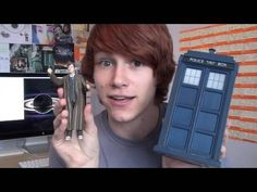 Doctor Who? Thank you, Charlie.