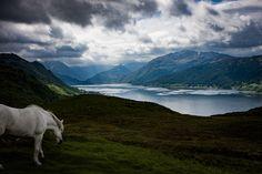 Lochalsh - Loch Alsh, Scottland