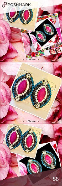 Beautiful fashion!! Beautiful fashion studs!! Gorgeous and amazing!!! Beautiful!! Jewelry Earrings