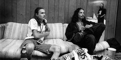 Pearl Jam/Soundgarden Supergroup Temple of the Dog Announce First Tour Ever   Pitchfork Chris Cornell, Anthony Kiedis, Acid Rock, Morrison Hotel, Pearl Jam Eddie Vedder, Temple Of The Dog, Alice In Chains, Lollapalooza, Most Beautiful Man