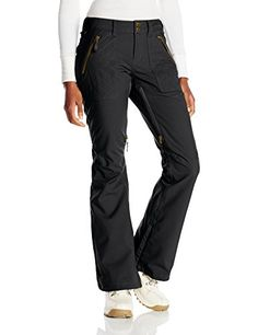 Burton Womens Vida Pants True Black Medium * Be sure to check out this awesome product. This is an Amazon Affiliate links.