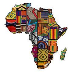 Motherland designed by Alonzo Brooks African Wall Art, African Art Paintings, Black Girl Art, Black Women Art, Afrique Art, African Traditions, Black Art Pictures, Art Africain, Afro Art