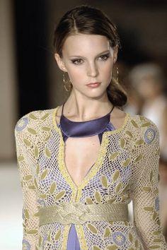 Outstanding Crochet: Designer: Nicole Miller