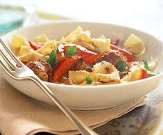 Quick and Easy Pasta Dishes