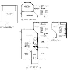 Floor Plans On Pinterest Home Plans Floor Plans And