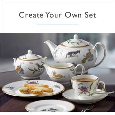 Mythical Creatures by Kit Kemp - Create Your Own Set