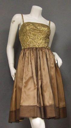 Vintageous, LLC - Paisley Brocade---1960s