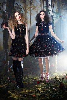 Alice + Olivia Autumn/Winter 2014-15 Ready-To-Wear