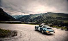 via Porsche