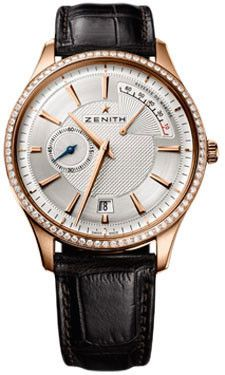 Zenith Elite Captain Power Reserve RG 22.2120.685/02.C498