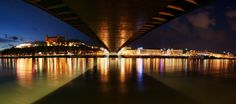 Most SNP F 16, Bratislava, Opera House, Castle, Building, Nature, Travel, Naturaleza, Viajes