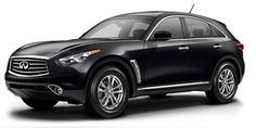 "My dream ""mommy mobile""  2014 Infiniti QX60 Crossover 