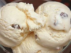 I've discovered the EASIEST method for making no churn ice cream. I've appropriated Nigella's coffee ice cream recipe to make all manner of flavours Greek Sweets, Greek Desserts, No Cook Desserts, Frozen Desserts, Easy Desserts, Dessert Recipes, Rum Raisin Ice Cream, Pastry Cook, Frozen Yoghurt