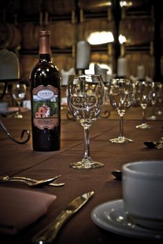 Feb 14, 2014 - Annual Valentine's Day Dinner at Ponte Winery in #Temecula #WineCountry #romance #valentinesday #winetasting
