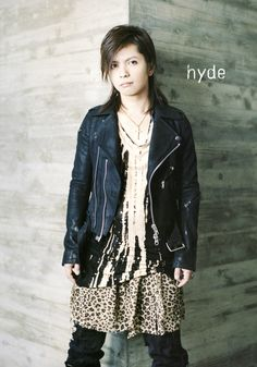HYDE • 2007 JUN #hyde #hidetotakarai #takarai #hydetakarai #larcenciel #vamps #ラルクアンシエル #彩虹樂團 #寶井秀人