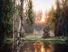 картины художника Евгения Бурмакина-09
