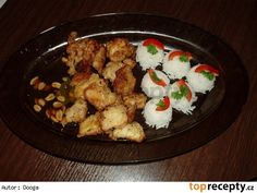 TAJEMSTVÍ Kung Pao Chicken, Meat, Ethnic Recipes, Food, Essen, Meals, Yemek, Eten