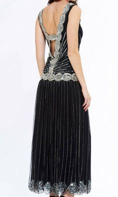 Frock and Frill Black Zelda Sparkly Flapper Dress Gatsby Gown UK 10 Party for sale online Flapper Dresses, 1920s Dress, Evening Dresses, Prom Dresses, Formal Dresses, Frock And Frill, Red Midi Dress, 1920s Flapper, Cocktail Gowns