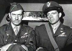 Fredric March and Dana Andrews playing returning servicemen in the William Wyler classic, THE BEST YEARS OF OUR LIVES. I have a chapter on the film in HOLLYWOOD ENIGMA: DANA ANDREWS
